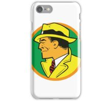 Dick Tracy iPhone Case/Skin