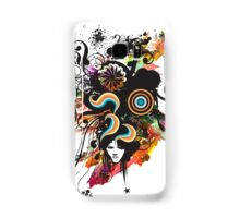 Female Thoughts Samsung Galaxy Case/Skin