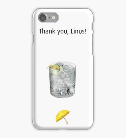 Thank you, Linus! - How I Met Your Mother iPhone Case/Skin