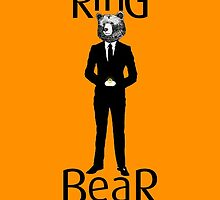 Ring Bear - How I Met Your Mother by hscases