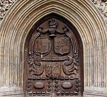 Bath Abbey by John Thurgood