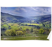 Wharfedale - The Yorkshire Dales Poster