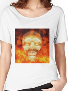 Skull King by Sarah Kirk Women's Relaxed Fit T-Shirt