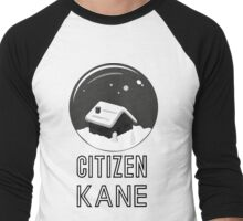 Citizen Kane by burro II Men's Baseball ¾ T-Shirt