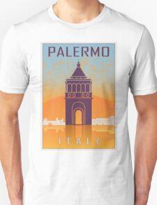 Palermo vintage poster T-Shirt