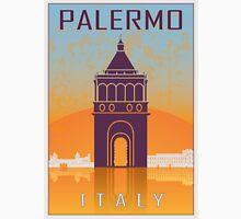 Palermo vintage poster Unisex T-Shirt