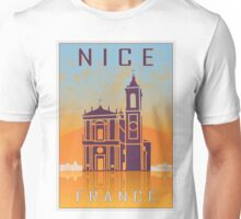 Nice vintage poster Unisex T-Shirt