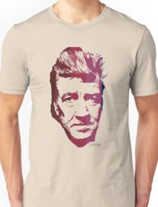 David Lynch in colours Unisex T-Shirt