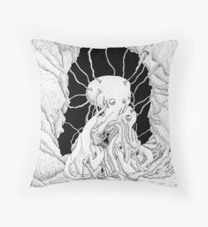 Surviving Life Throw Pillow