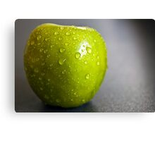 juicy apple Canvas Print