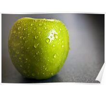 juicy apple Poster