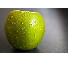 juicy apple Photographic Print