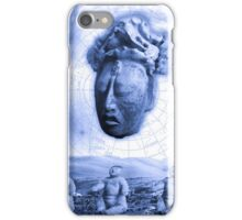 Mayan Head iPhone Case/Skin