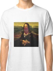 Thug Life Mona Lisa Classic T-Shirt