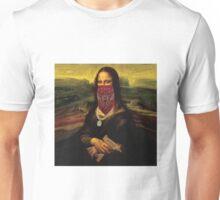 Thug Life Mona Lisa Unisex T-Shirt