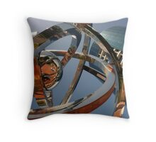 ANZ Corporate Building Throw Pillow