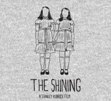 Stanley Kubrick's Twins Kids Tee