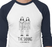 Stanley Kubrick's Twins Men's Baseball ¾ T-Shirt