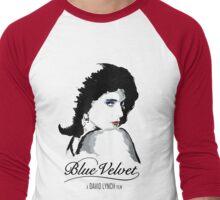 David Lynch's Blue Velvet! Men's Baseball ¾ T-Shirt