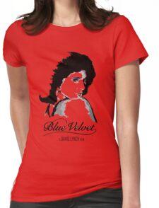 David Lynch's Blue Velvet! Womens Fitted T-Shirt