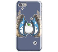 Totoro Matrioska iPhone Case/Skin