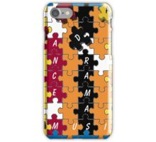 Puzzle Twister iPhone Case/Skin