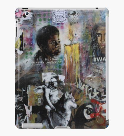 Street art iPad Case/Skin