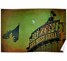 Key West Grill Poster