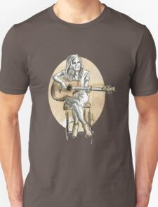 The Guitarist Unisex T-Shirt