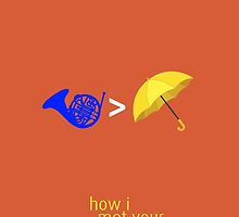 RS - How I Met Your Mother by hscases