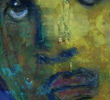 Faces, Bernard Lacoque-2 by ArtLacoque