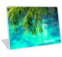 Cypress Leaves Laptop Skin
