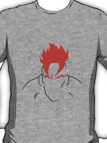 dragon ball z android 16 anime manga shirt T-Shirt
