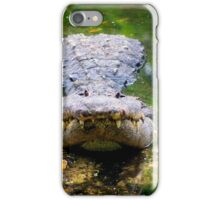 Gator Smile iPhone Case/Skin