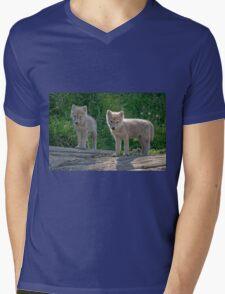 Arctic Wolf Pups  T-Shirt