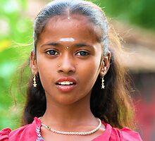 Ajeeta,  Indian Gypsy girl by joshuatree2