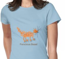 Ferocious Beast Womens Fitted T-Shirt