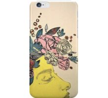 Flora and her Kartinkamqass iPhone Case/Skin