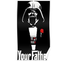 Star Wars - Your Father Poster