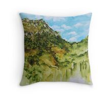 Altenberg Throw Pillow