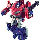 Optimus Prime by Fanboy30