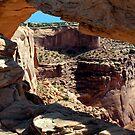 Mesa Arch, Canyonlands, Utah by saxonfenken