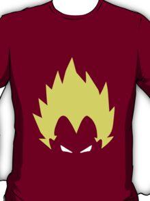 dragon ball z vegeta super saiyan anime manga shirt T-Shirt