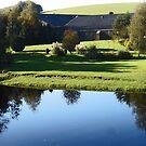 River Bladnoch & Brewery, Scotland by sarnia2