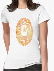 Jake the dog variation Womens Fitted T-Shirt