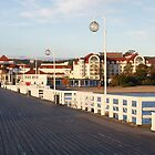 Good morning in Sopot by Moko1