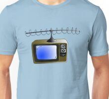 Fan of TV - Retro TV Unisex T-Shirt