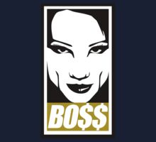 Obey The Bo$$ One Piece - Short Sleeve
