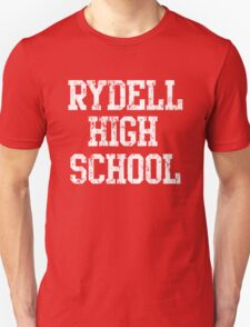 Retro Rydell High School Unisex T-Shirt
