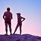 Father And Son by Konstantinos  Protopappas